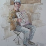 Accordionist-Durham