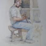 Clarinettist-Havana