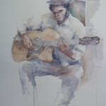 Guitarist-Bath
