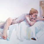 Male-figure-resting