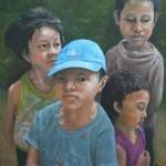 Village-kids